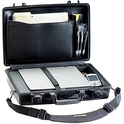 pelican macbook laptop travel case briefcase