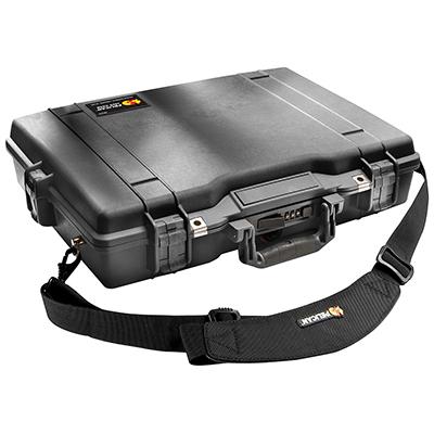 pelican 1495 secure strong case laptop briefcase
