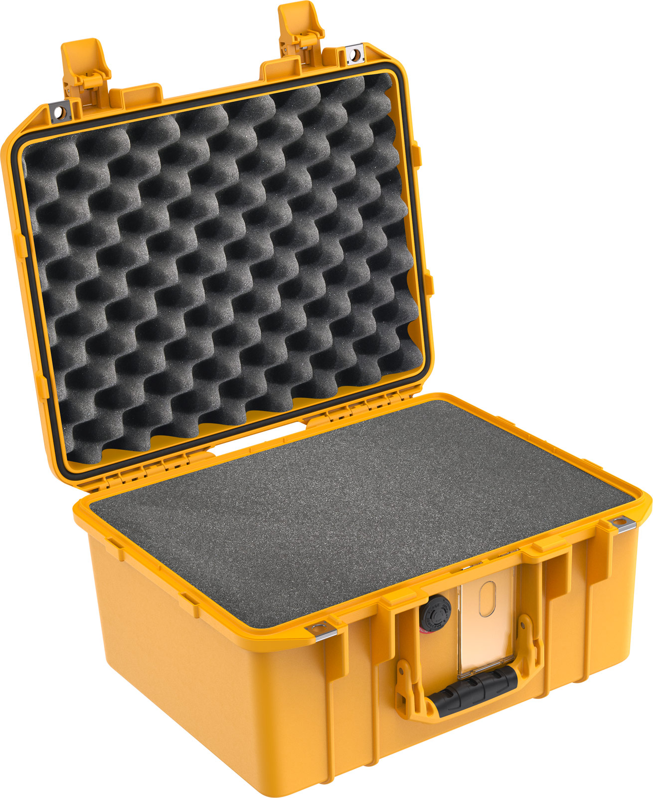 pelican air 1507 yellow foam case