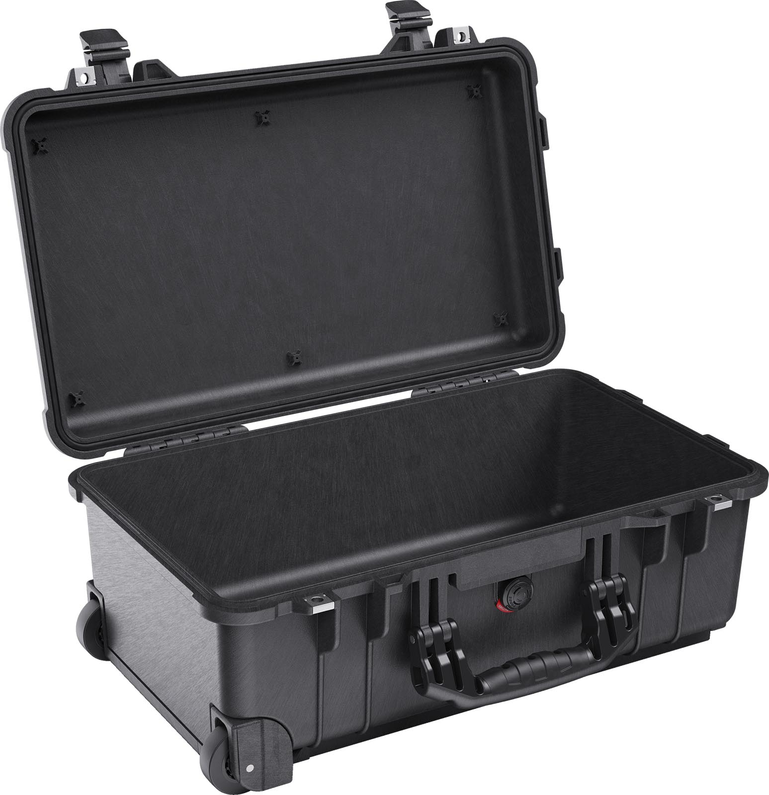 pelican 1510 black protector carry on case