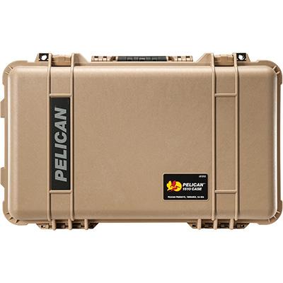 pelican desert tan 1510 case camera cases