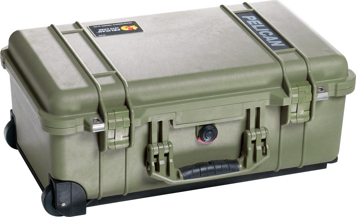 pelican od green 1510 case waterproof cases