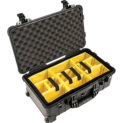 pelican products 1514 carry on case dividers