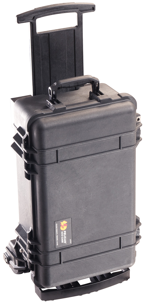 pelican rugged outdoor rolling travel case