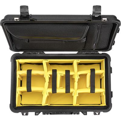 pelican camera laptop rolling travel hard case