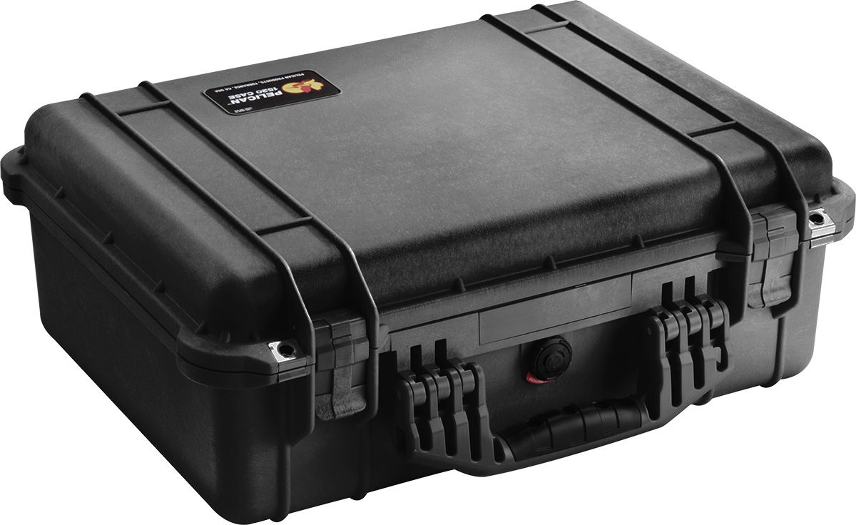 pelican 1520 video camera case watertight
