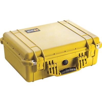 pelican 1520 yellow dustproof case