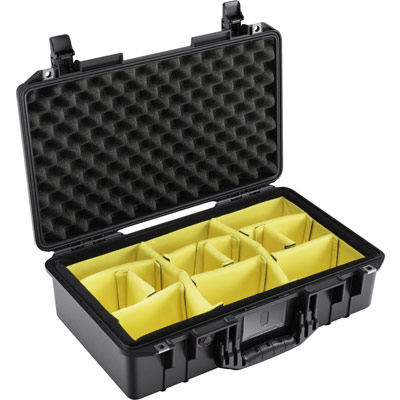 pelican air 1525wd case padded dividers