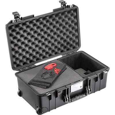 pelican 1535 hybrid case foam trekpak