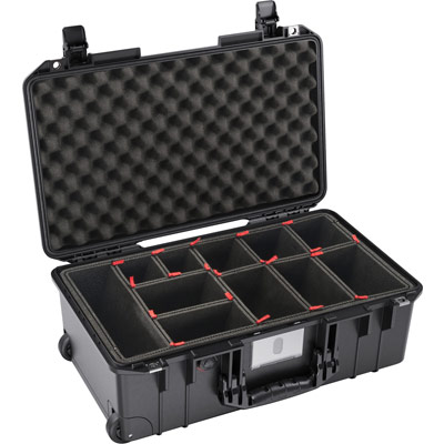 pelican air 1535tp trekpak carry on case