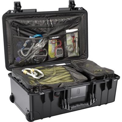 pelican 1535 black tsa lock luggage case