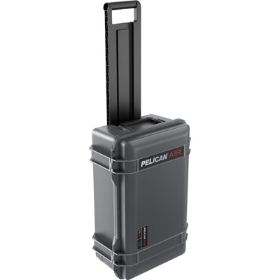 pelican 1535 charcoal gray travel case