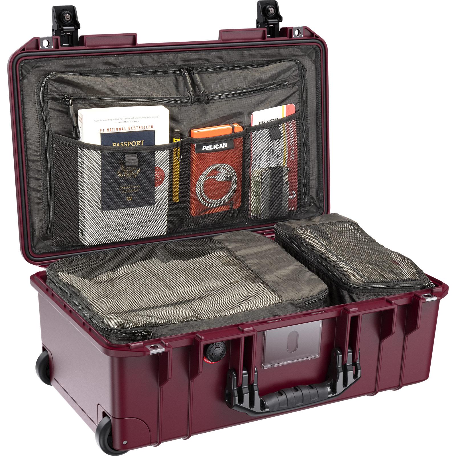 pelican 1535 organizer air travel cases
