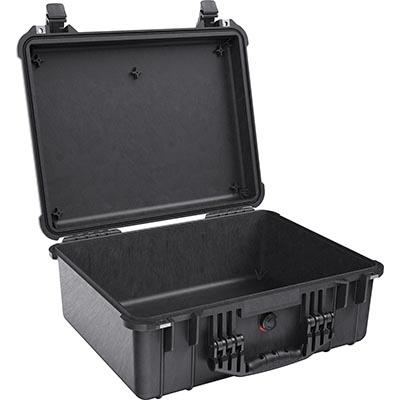 pelican 1550 black drone camera case