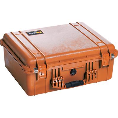 pelican 1550ems orange medical case