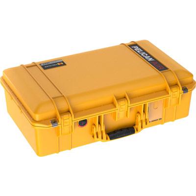 pelican yellow 1555 air case camera cases