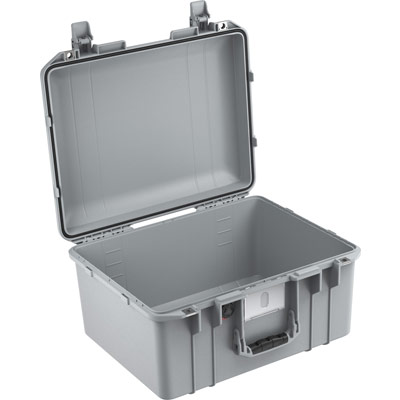 pelican air 1557 silver camera travel case