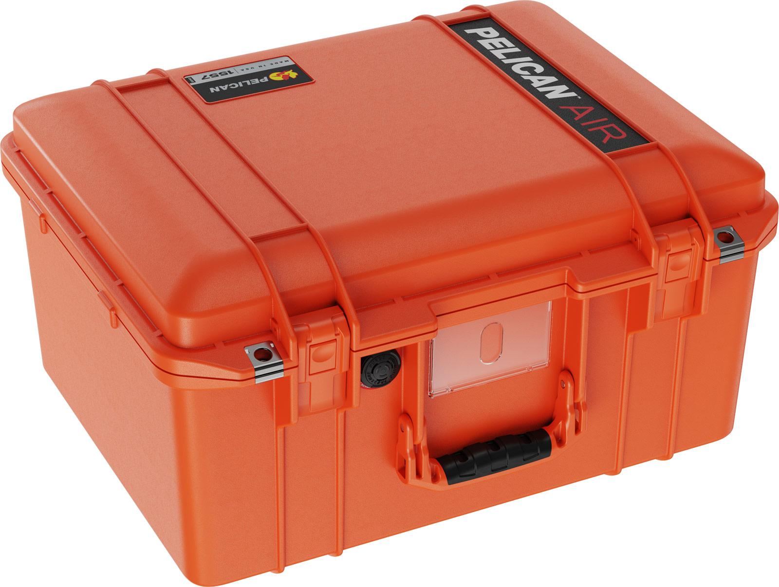 pelican air deep protection orange case