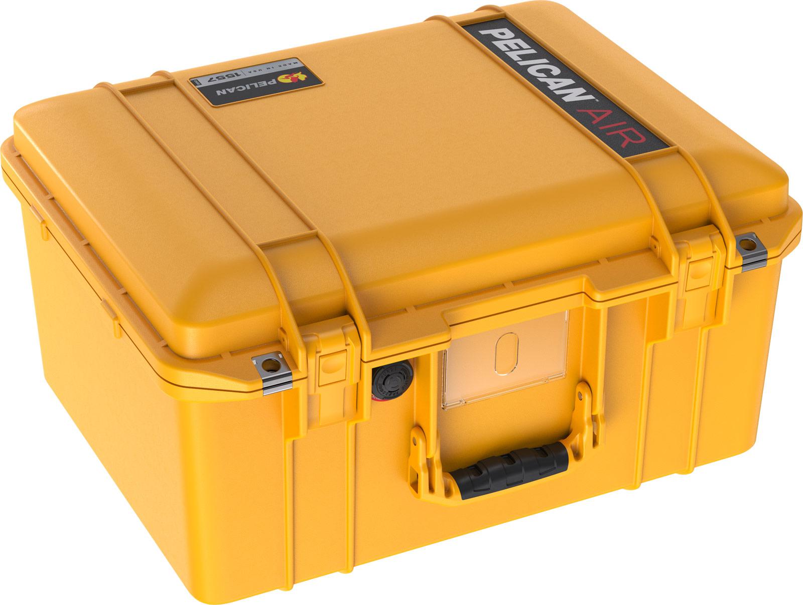 pelican drone protection deep case yellow