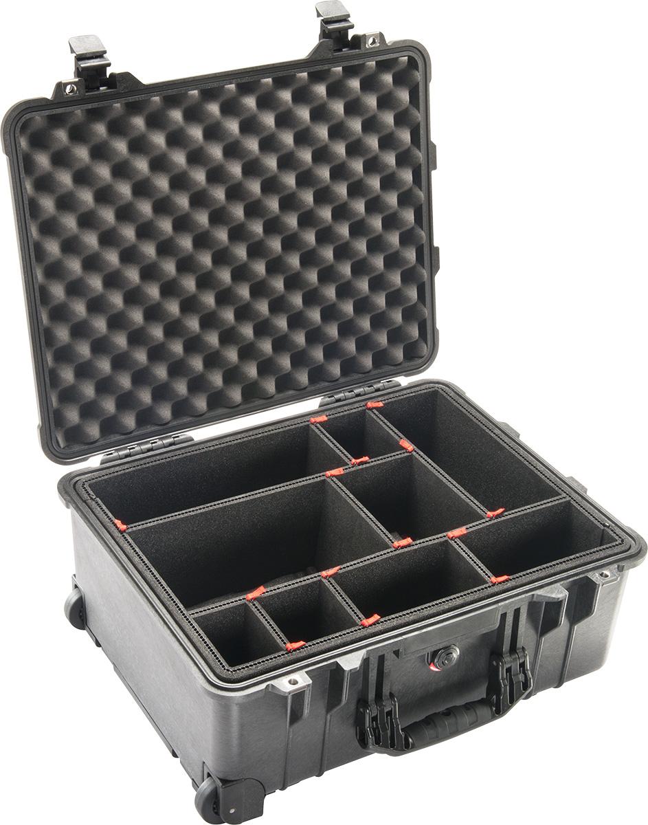 pelican 1560 camera case trekpak waterproof cases
