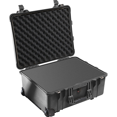 pelican 1560 protective padded camera case