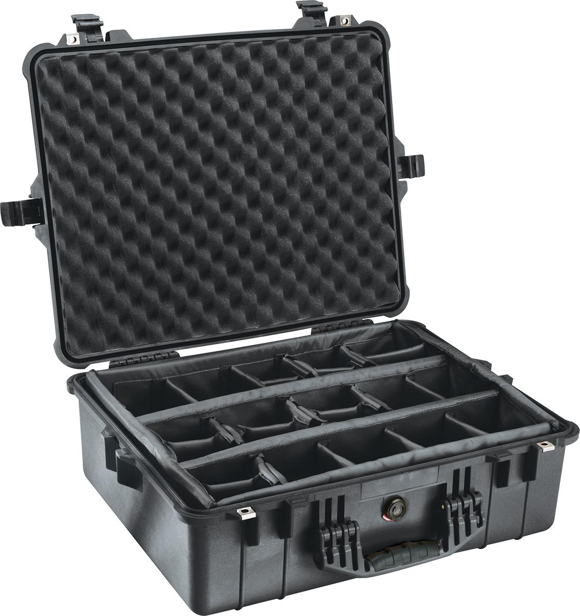 pelican waterproof camera case padded hard cases