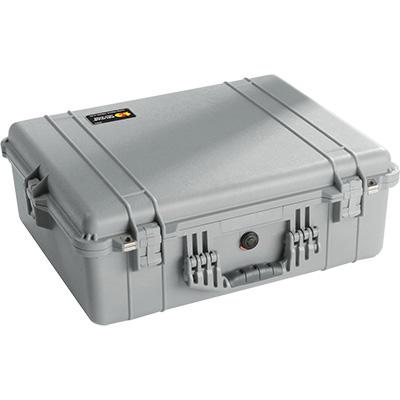 pelican 1600 silver watertight case