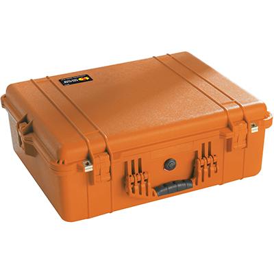 pelican 1600ems orange first aid emt case
