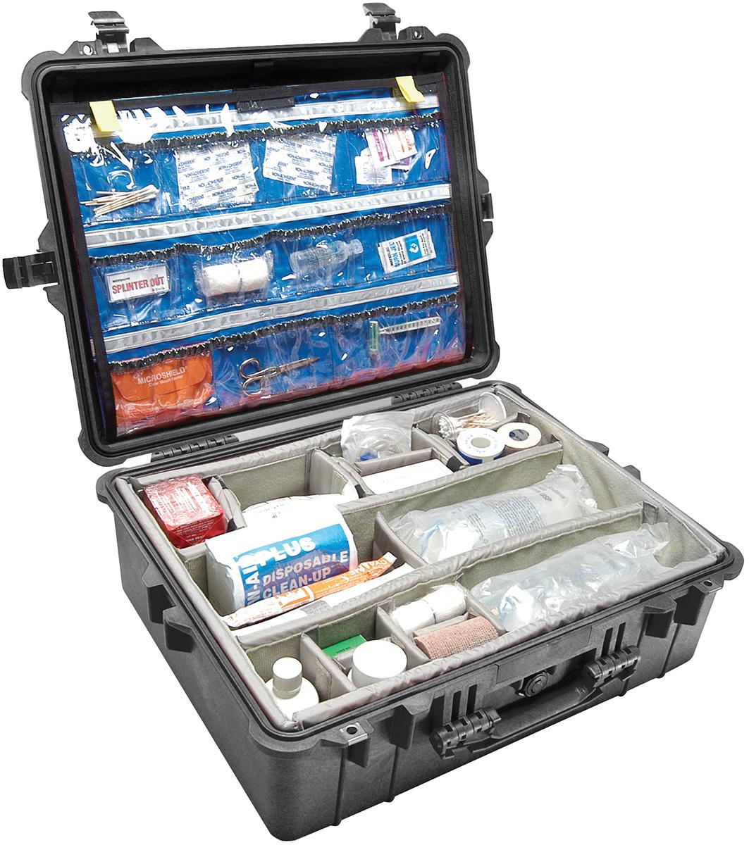 pelican doctor nurse ambulance hard case