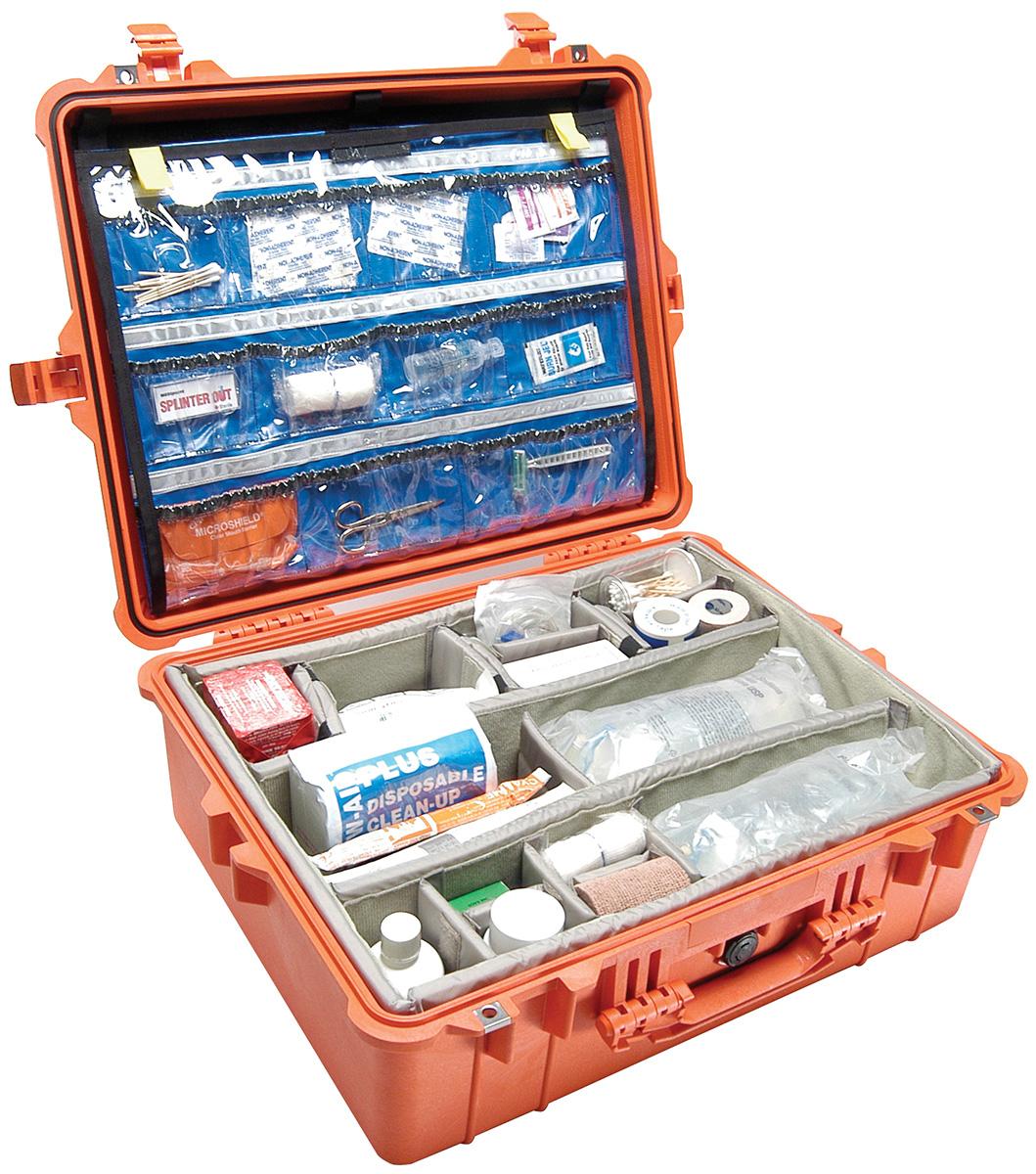 pelican medical ems ambulance emt case