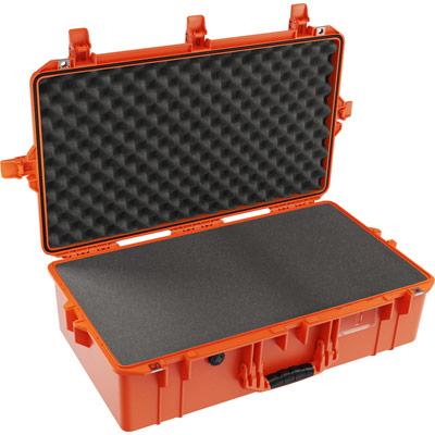 pelican 1605 air orange camera case