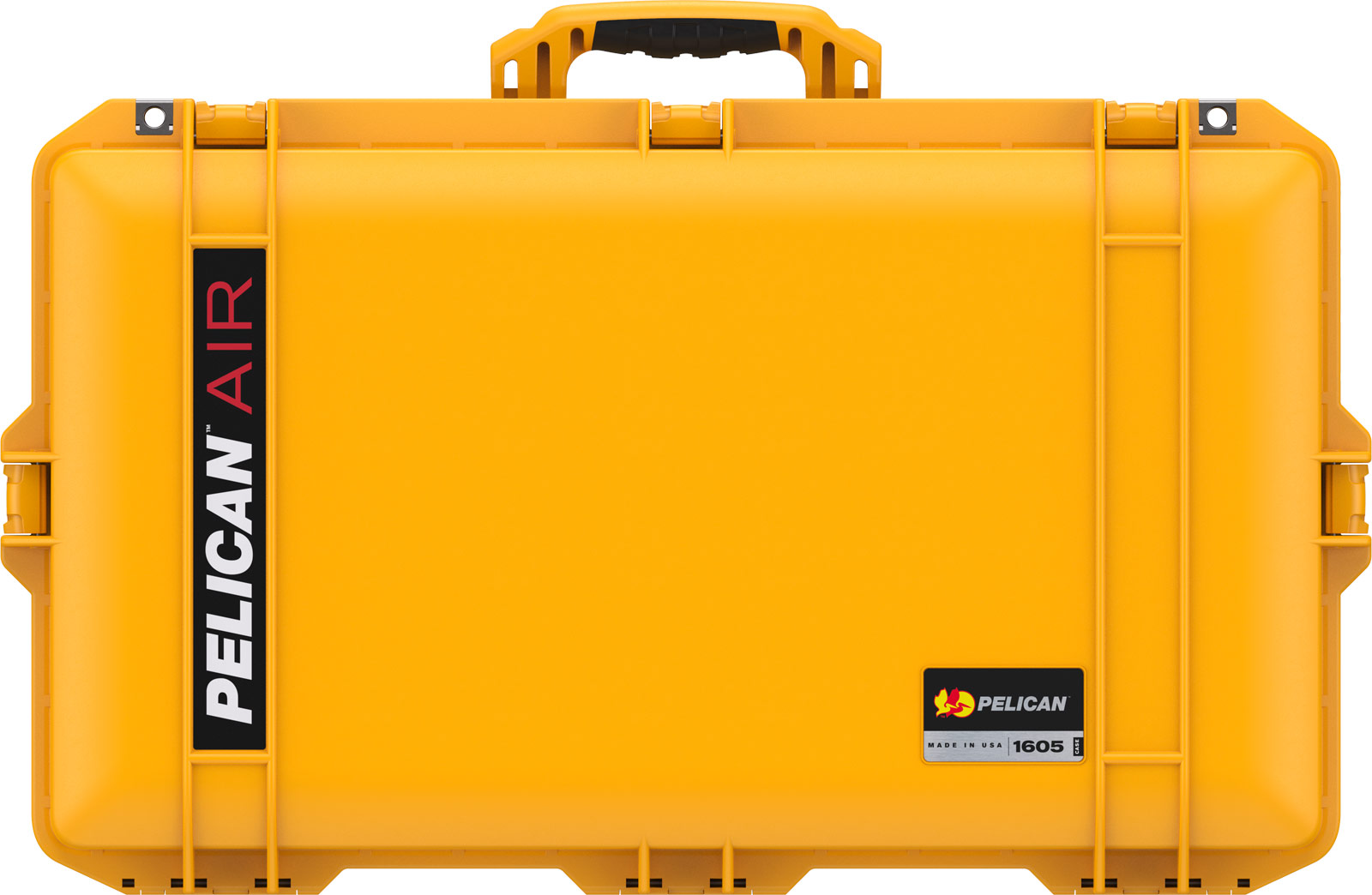 pelican 1605 air yellow travel check in case