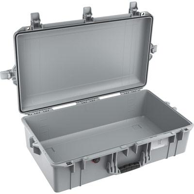 pelican 1605 silver camera air case