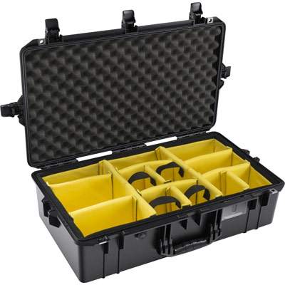 pelican air 1605 padded camera case
