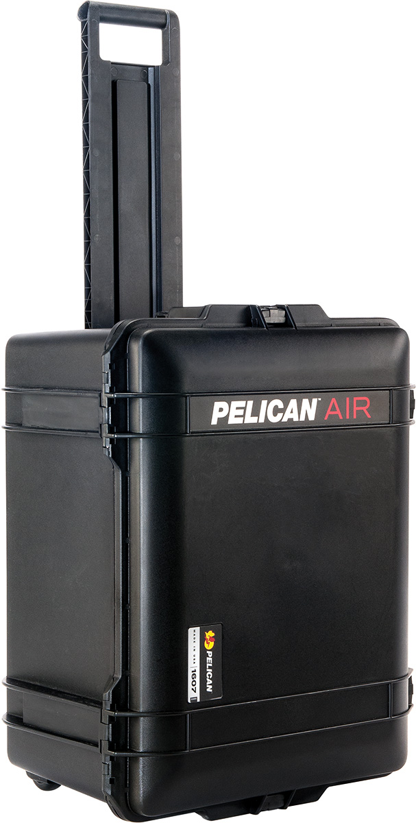 pelican air case rolling travel drone cases