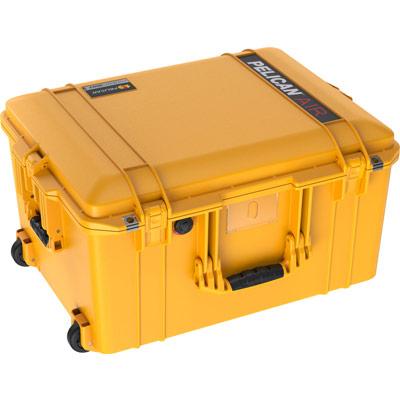 pelican air deep heavy duty yellow case