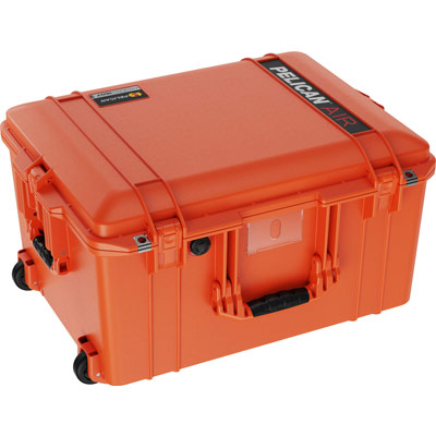 pelican air heavy duty deep orange case