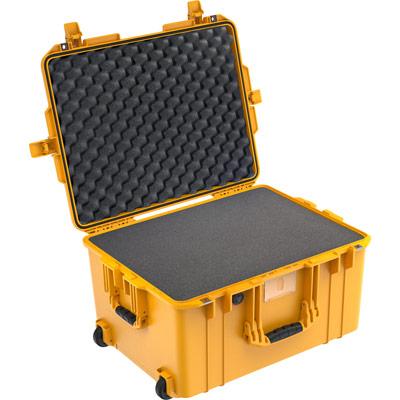 pelican deep drone case 1607 yellow