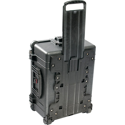 pelican wheeled travel video camera case