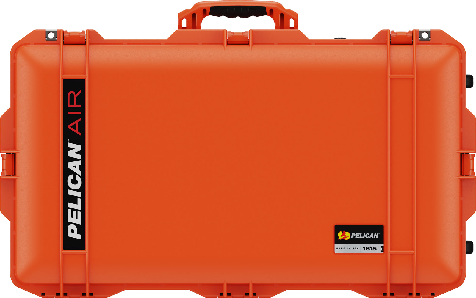 pelican 1615 airline orange travel case