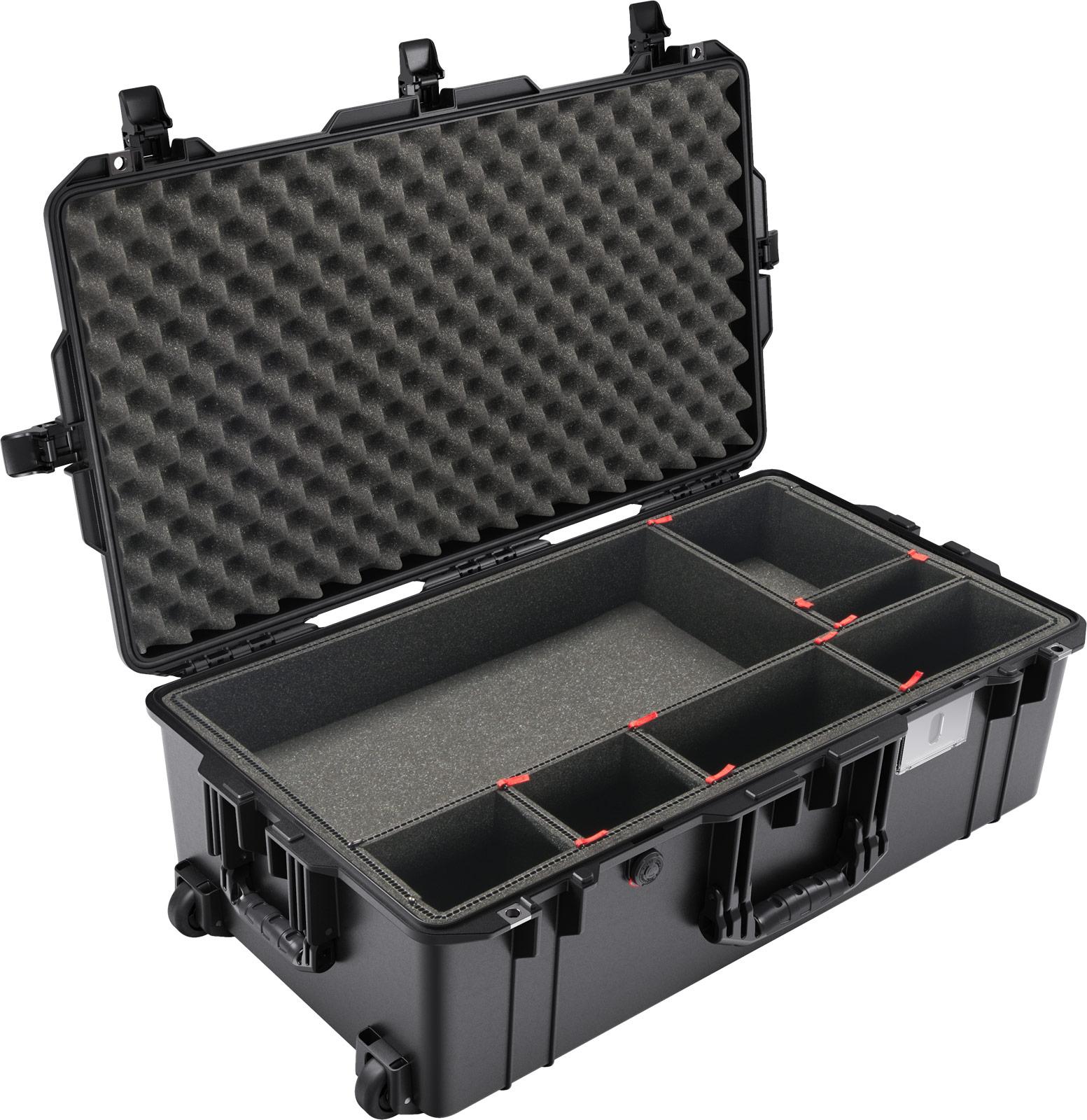 pelican air 1615tp trekpak travel camera case