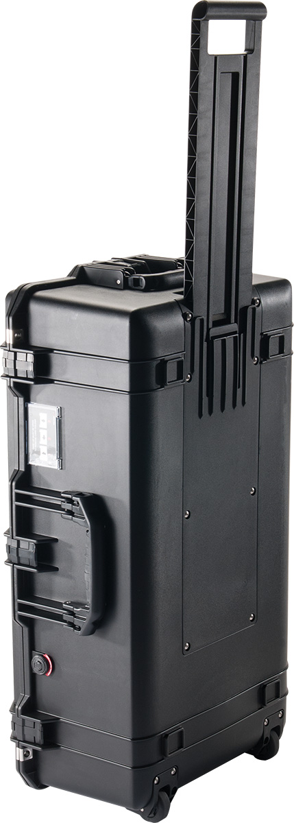 pelican rolling travel air case check in