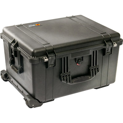 pelican rolling camera lens protection case