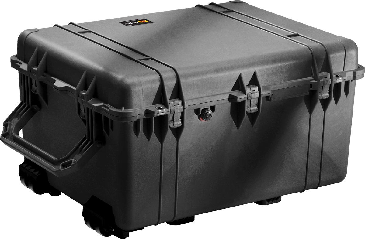 pelican tough rolling equipment hard case