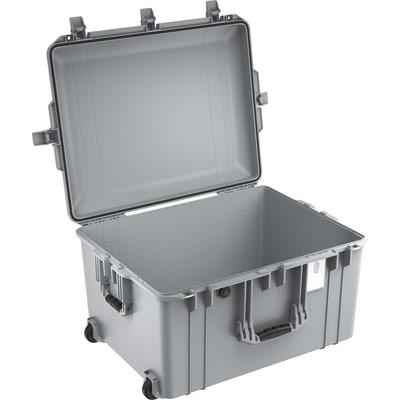 pelican 1637 air travel tsa silver case