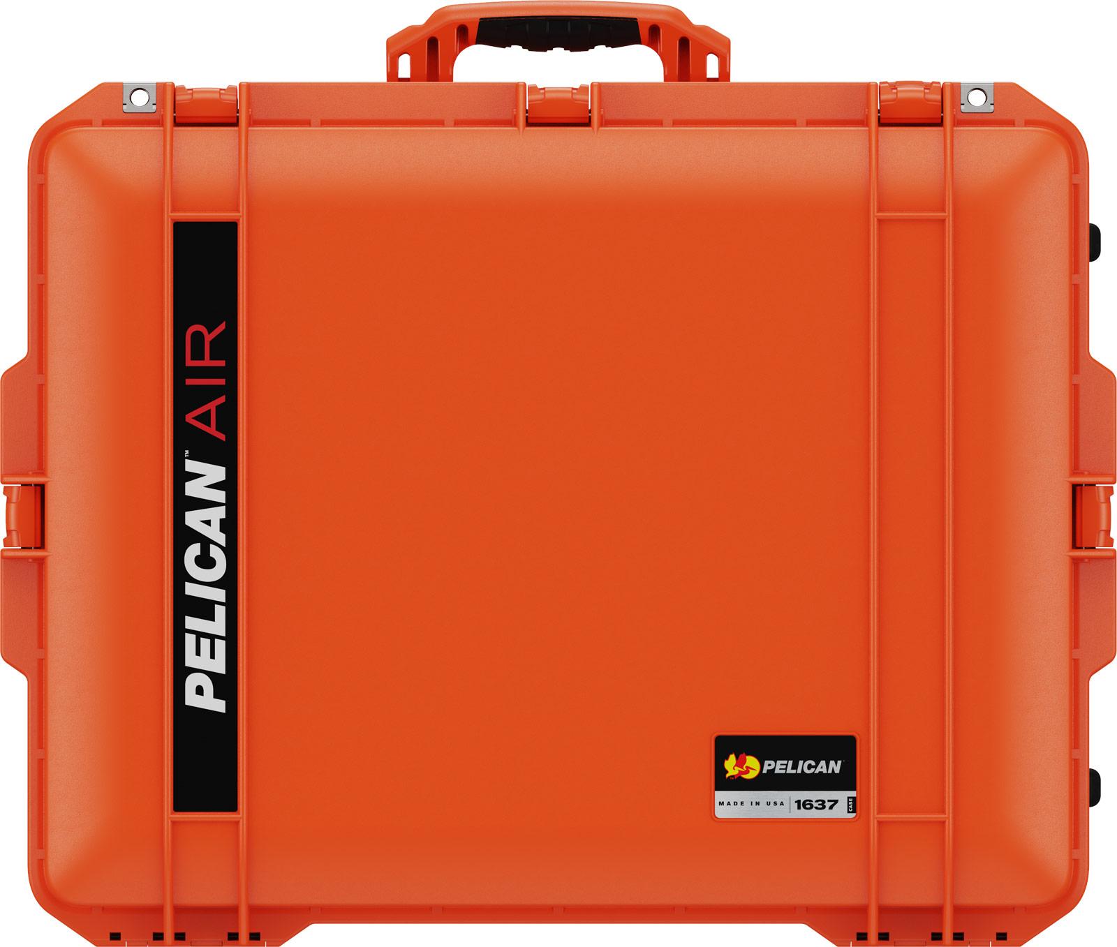 pelican 1637 orange dj controller case