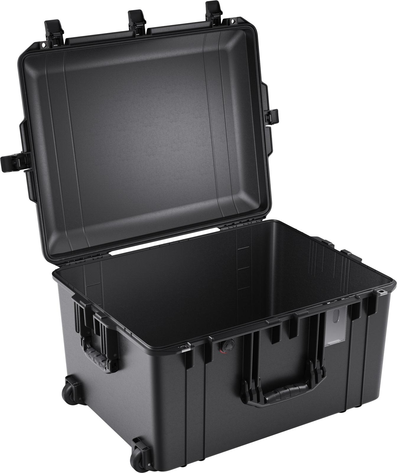 pelican 1637nf air case deep travel cases