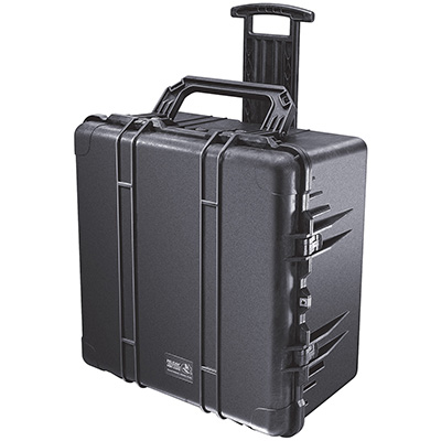 pelican strong hard plastic transport case