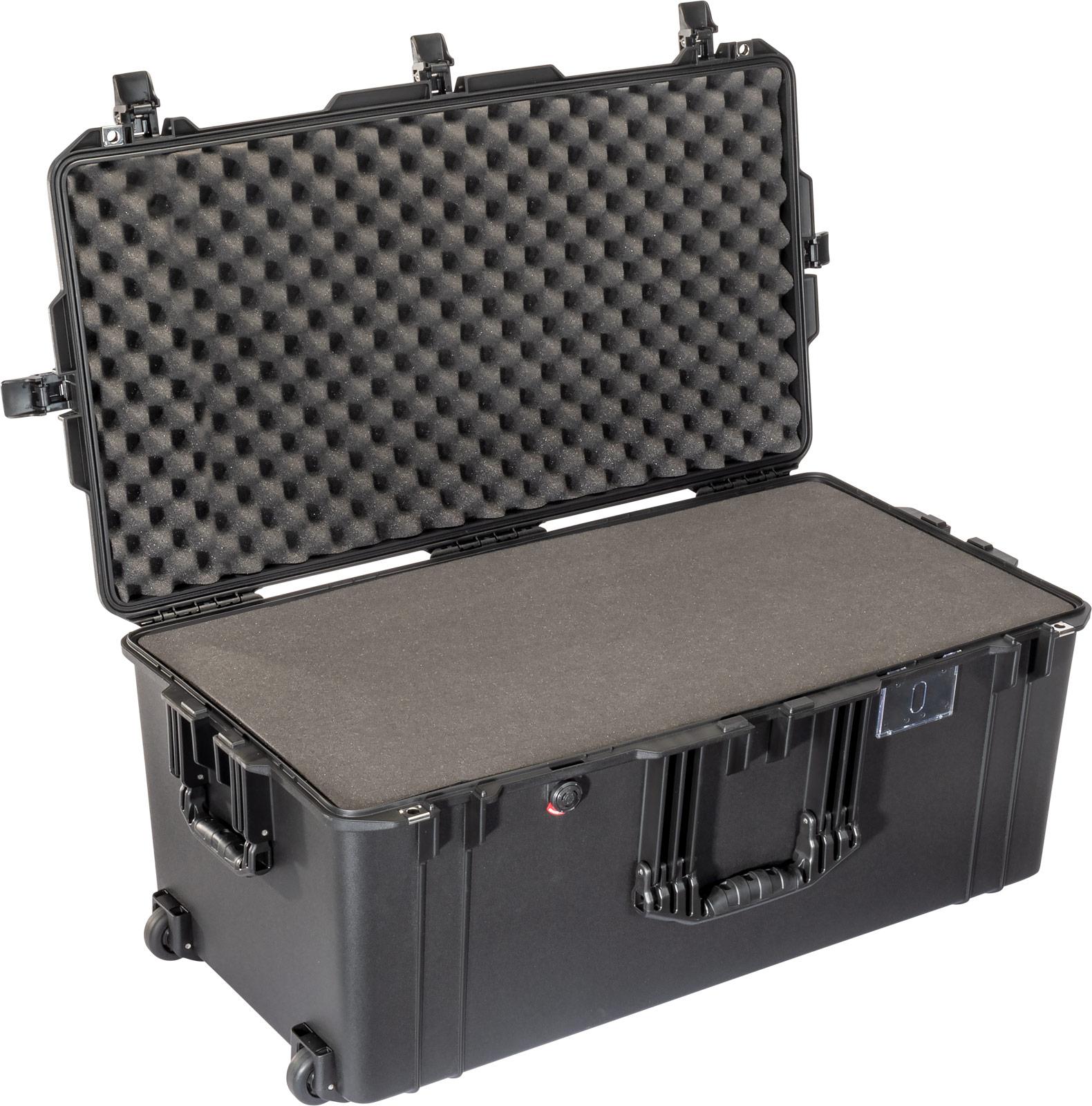 pelican air 1646 foam black case