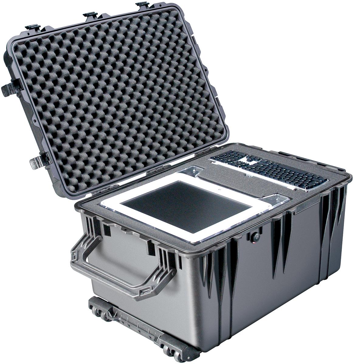pelican large case electronics transport box